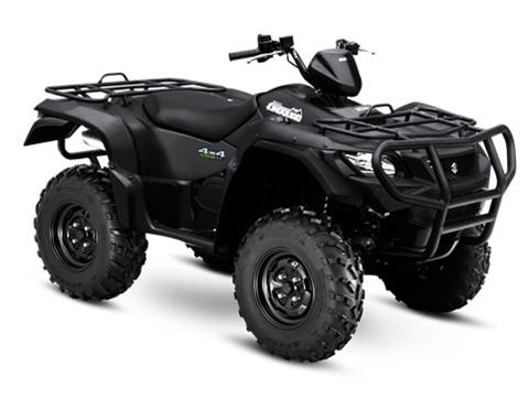 2017 Suzuki KingQuad 500AXi Power Steering Special Edition with Rugged Package in Athens, Ohio