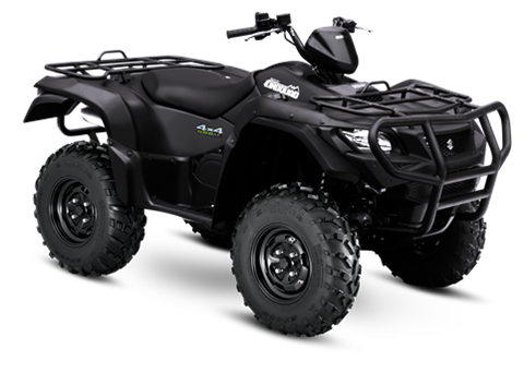 2017 Suzuki KingQuad 500AXi Power Steering Special Edition with Rugged Package in Hancock, Michigan