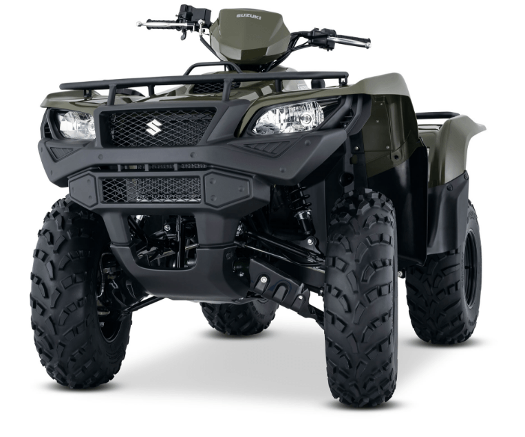 2017 Suzuki KingQuad 750AXi in Jonestown, Pennsylvania