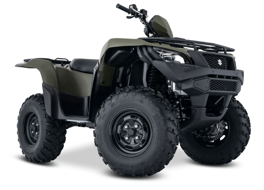 2017 Suzuki KingQuad 750AXi in Mineola, New York
