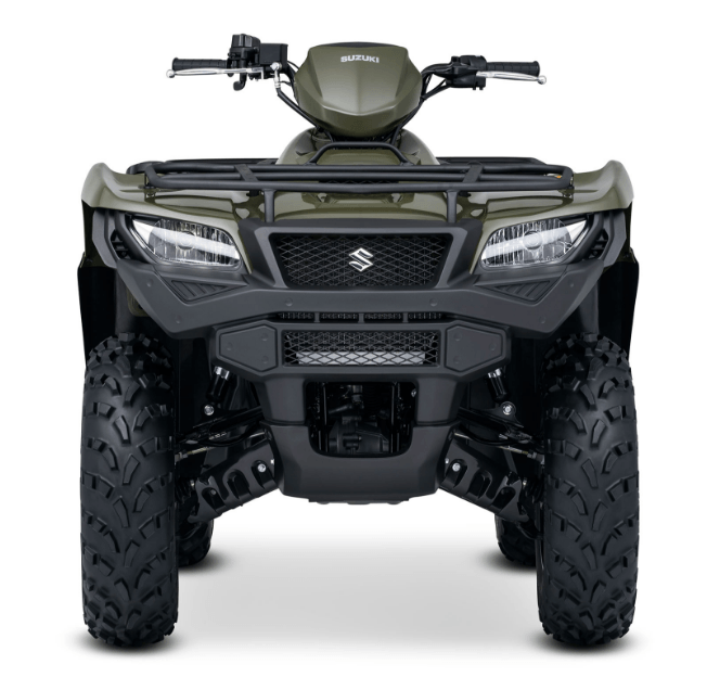 2017 Suzuki KingQuad 750AXi in Gonzales, Louisiana