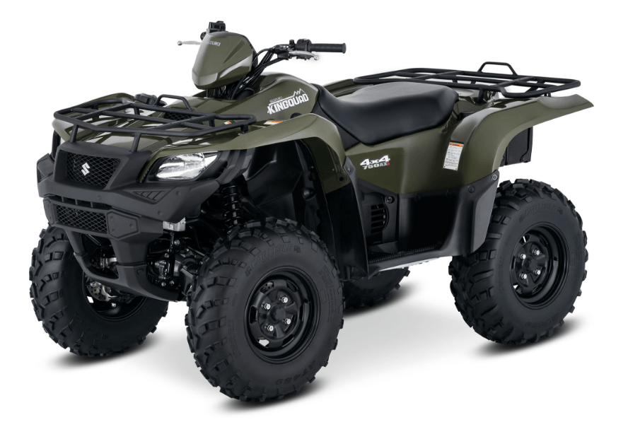 2017 Suzuki KingQuad 750AXi in Anchorage, Alaska