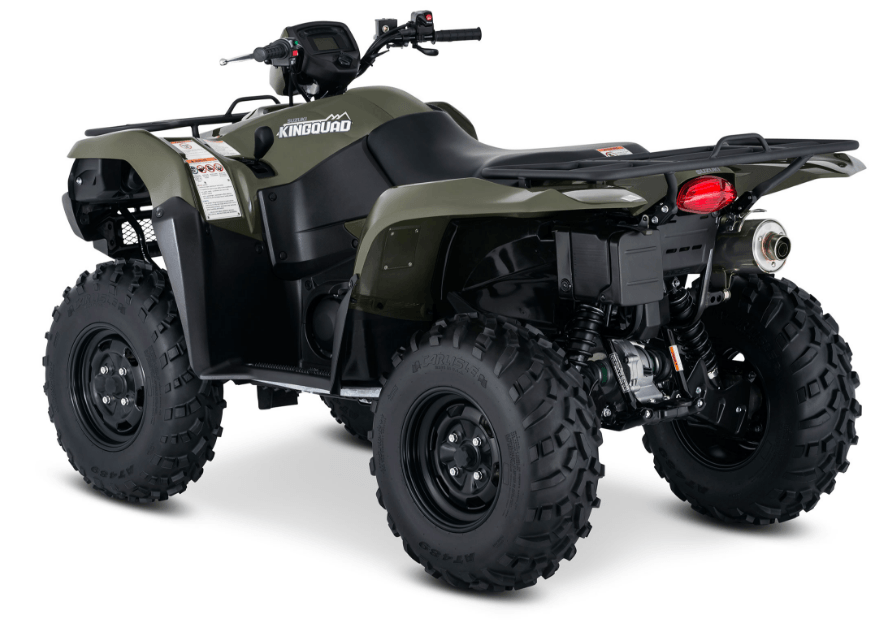 2017 Suzuki KingQuad 750AXi in Melbourne, Florida