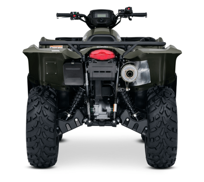 2017 Suzuki KingQuad 750AXi in Mechanicsburg, Pennsylvania