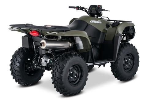 2017 Suzuki KingQuad 750AXi in Greenwood Village, Colorado