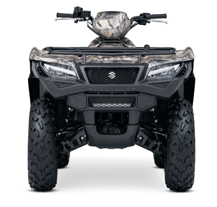 2017 Suzuki KingQuad 750AXi Camo in Johnson City, Tennessee