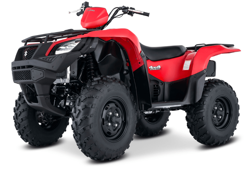 2017 Suzuki KingQuad 750AXi Power Steering in Herculaneum, Missouri