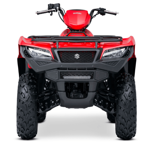 2017 Suzuki KingQuad 750AXi Power Steering in Manitowoc, Wisconsin