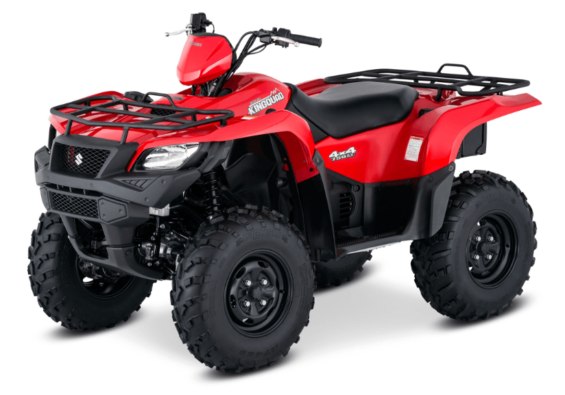 2017 Suzuki KingQuad 750AXi Power Steering in Merced, California