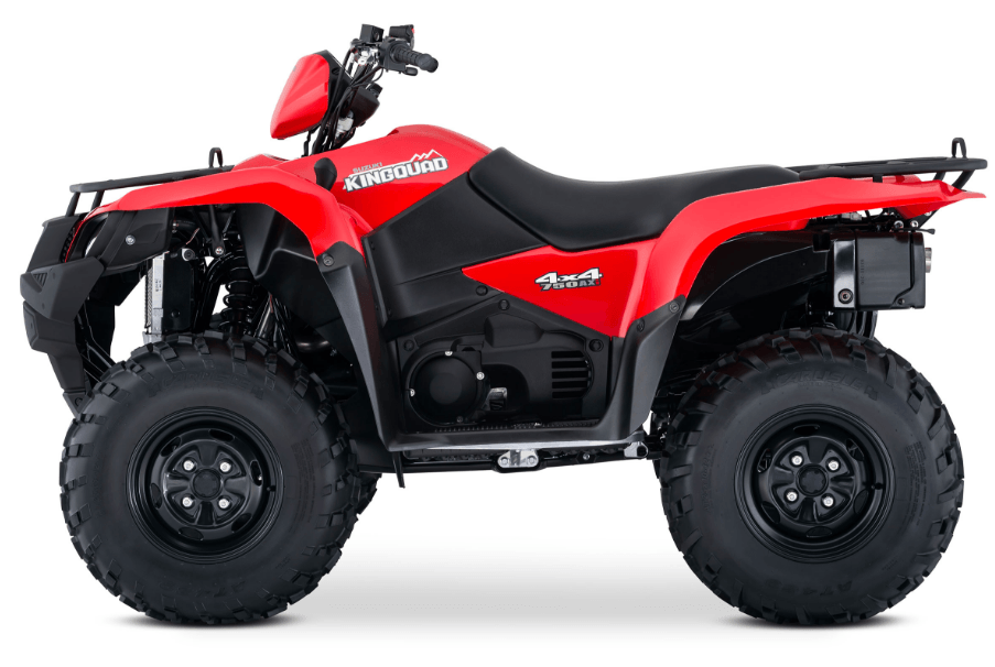 2017 Suzuki KingQuad 750AXi Power Steering in Spring Mills, Pennsylvania