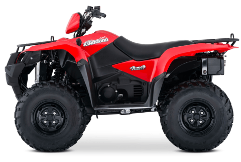 2017 Suzuki KingQuad 750AXi Power Steering in Tulsa, Oklahoma