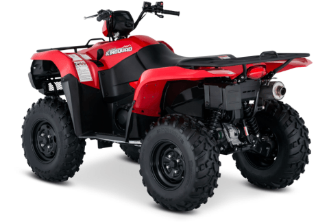 2017 Suzuki KingQuad 750AXi Power Steering in Francis Creek, Wisconsin
