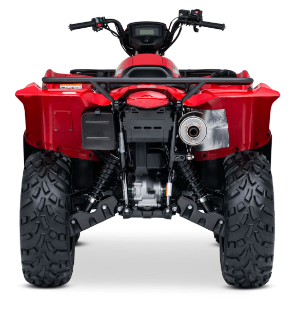 2017 Suzuki KingQuad 750AXi Power Steering in Springfield, Ohio