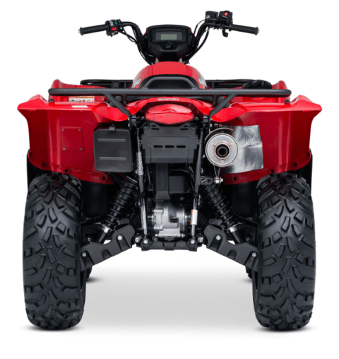 2017 Suzuki KingQuad 750AXi Power Steering in Marietta, Ohio