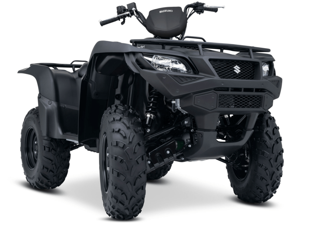 2017 Suzuki KingQuad 750AXi Power Steering Special Edition in Superior, Wisconsin