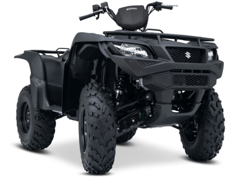 2017 Suzuki KingQuad 750AXi Power Steering Special Edition in Middletown, New Jersey