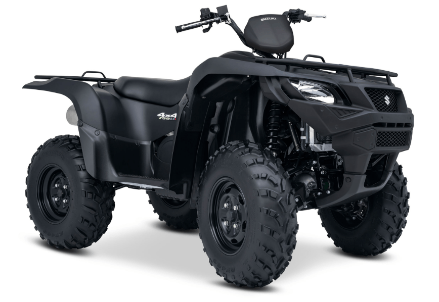 2017 Suzuki KingQuad 750AXi Power Steering Special Edition in Elkhart, Indiana