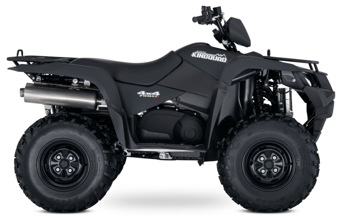 2017 Suzuki KingQuad 750AXi Power Steering Special Edition in Virginia Beach, Virginia