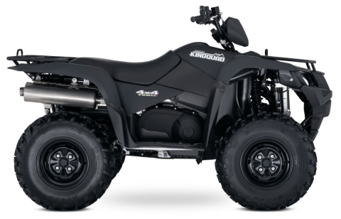 2017 Suzuki KingQuad 750AXi Power Steering Special Edition in Baldwin, Michigan