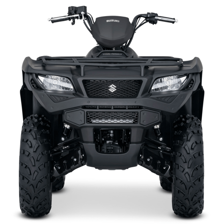 2017 Suzuki KingQuad 750AXi Power Steering Special Edition in Stuart, Florida