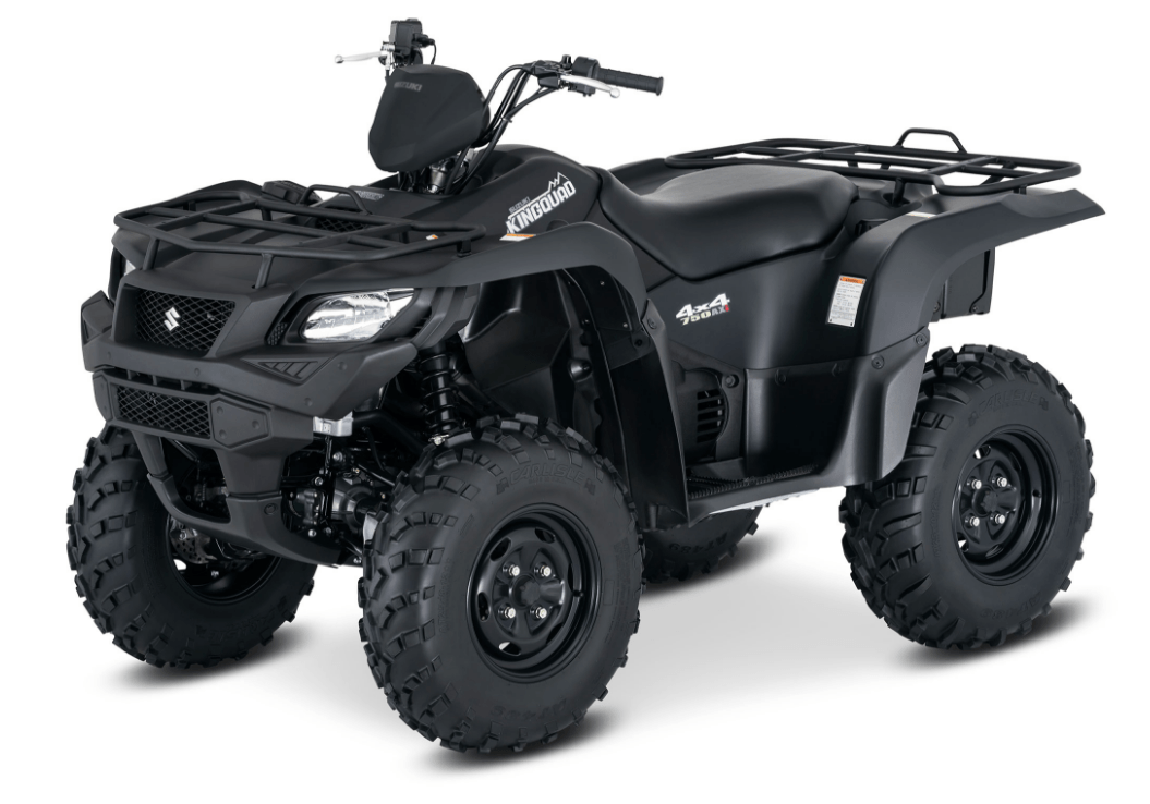 2017 Suzuki KingQuad 750AXi Power Steering Special Edition in Clearwater, Florida