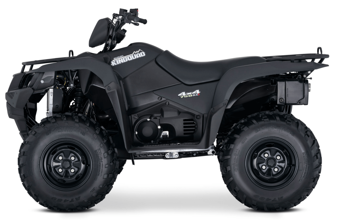2017 Suzuki KingQuad 750AXi Power Steering Special Edition in State College, Pennsylvania
