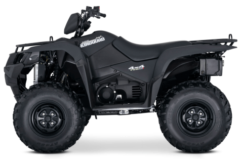 2017 Suzuki KingQuad 750AXi Power Steering Special Edition in West Bridgewater, Massachusetts