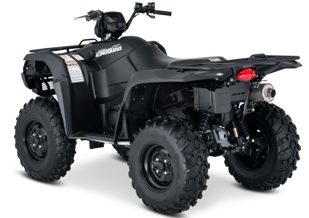 2017 Suzuki KingQuad 750AXi Power Steering Special Edition in Santa Fe, New Mexico
