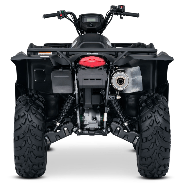 2017 Suzuki KingQuad 750AXi Power Steering Special Edition in Jonestown, Pennsylvania