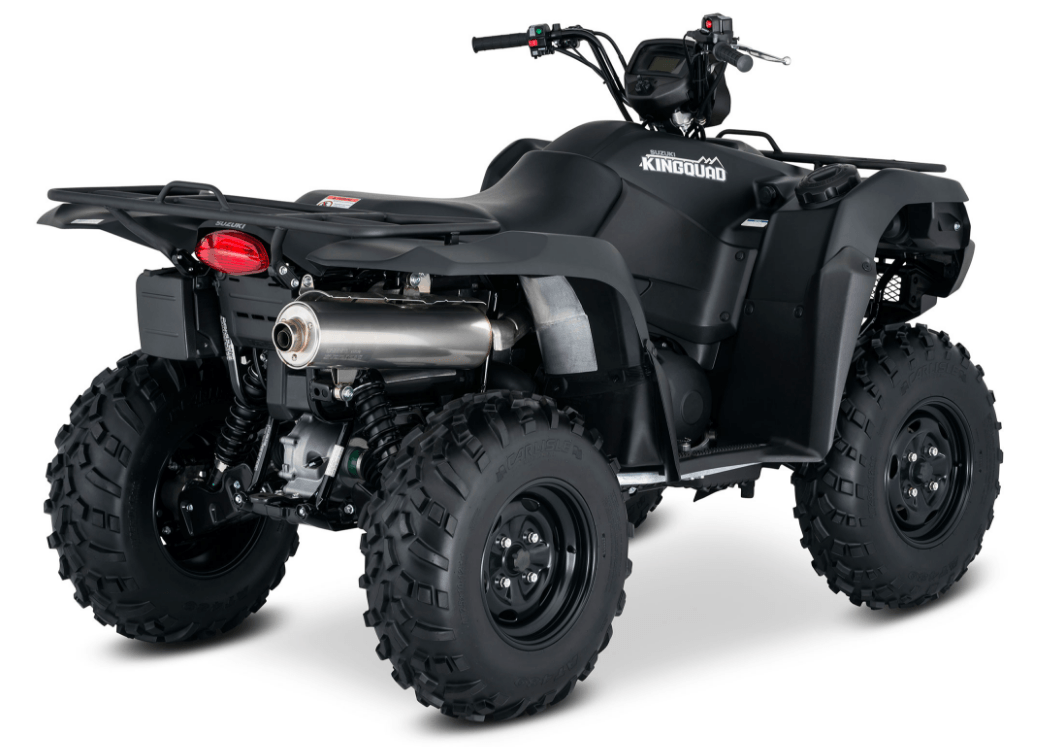 2017 Suzuki KingQuad 750AXi Power Steering Special Edition in Leland, Mississippi