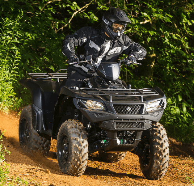 2017 Suzuki KingQuad 750AXi Power Steering Special Edition in Rock Falls, Illinois