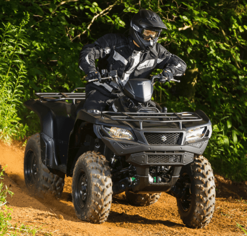 2017 Suzuki KingQuad 750AXi Power Steering Special Edition in Miami, Florida