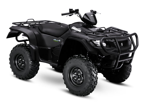 2017 Suzuki KingQuad 750AXi Power Steering Special Edition with Rugged Package in Butte, Montana - Photo 11