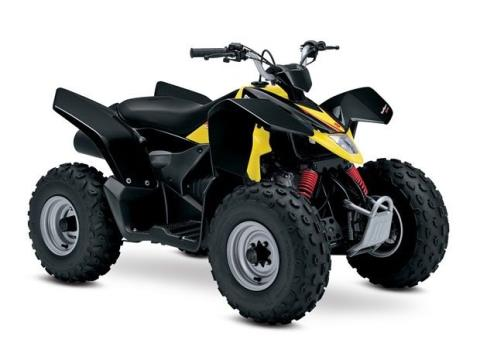 2017 Suzuki QuadSport Z90 in Francis Creek, Wisconsin