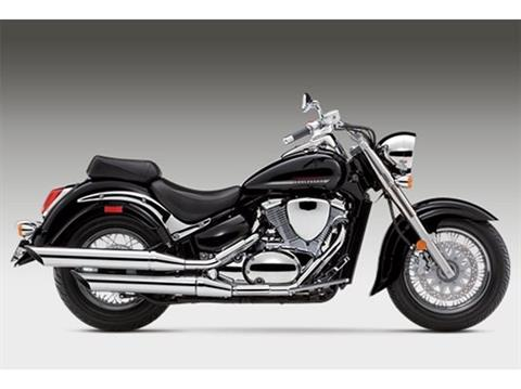 2017 Suzuki Boulevard C50 in Hickory, North Carolina