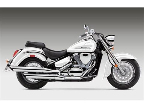 2017 Suzuki Boulevard C50 in Little Rock, Arkansas