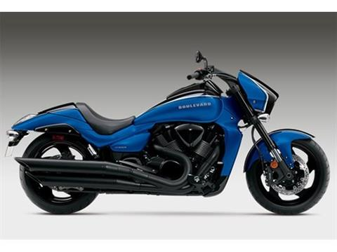 2017 Suzuki Boulevard M109R B.O.S.S. in Adams, Massachusetts