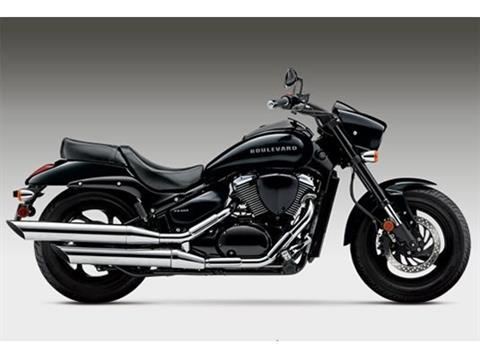 2017 Suzuki Boulevard M50 in Yuba City, California
