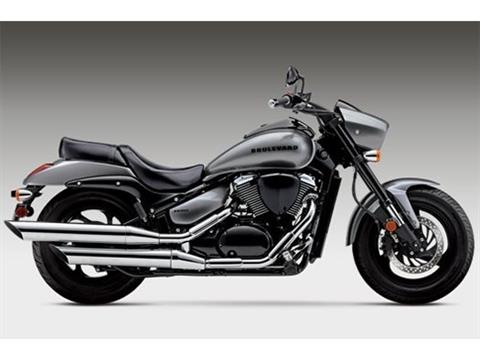 2017 Suzuki Boulevard M50 in Mechanicsburg, Pennsylvania