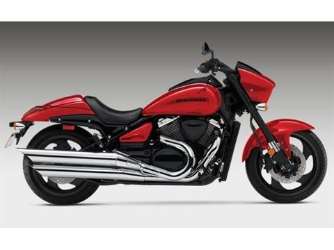 2017 Suzuki Boulevard M90 in Laurel, Maryland