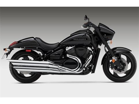 2017 Suzuki Boulevard M90 in Hickory, North Carolina