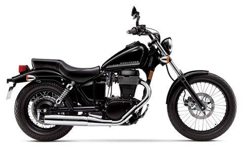 2017 Suzuki Boulevard S40 in Danbury, Connecticut