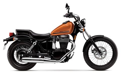 2017 Suzuki Boulevard S40 in Clarence, New York