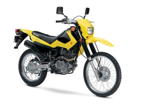 2017 Suzuki DR200S in Hickory, North Carolina