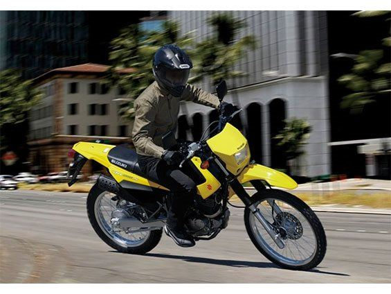 2017 Suzuki DR200S in Johnson City, Tennessee