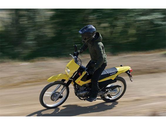 2017 Suzuki DR200S in Sacramento, California