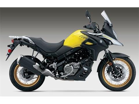 2017 Suzuki V-Strom 650XT in Hickory, North Carolina