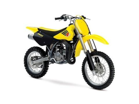 2017 Suzuki RM85 in Winterset, Iowa