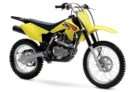 2017 Suzuki DR-Z125L in Middletown, New Jersey