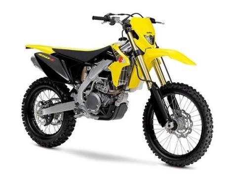 2017 Suzuki RMX450Z in Mount Vernon, Ohio